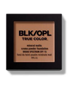 BLK/OPL TRUE COLOR® Mineral Matte Crème Powder Foundation - 2pk